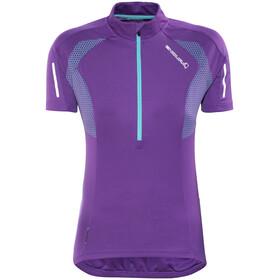Endura Xtract Naiset Pyöräilypaita lyhythihainen , violetti